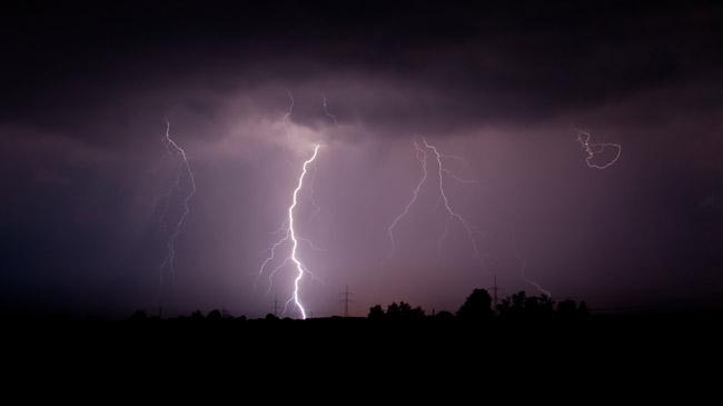 fotografare i fulmini
