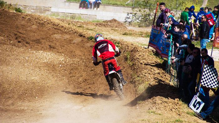 Gara motocross